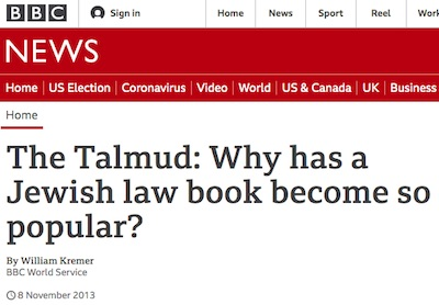 Kremer: Why is the Talmud popular?